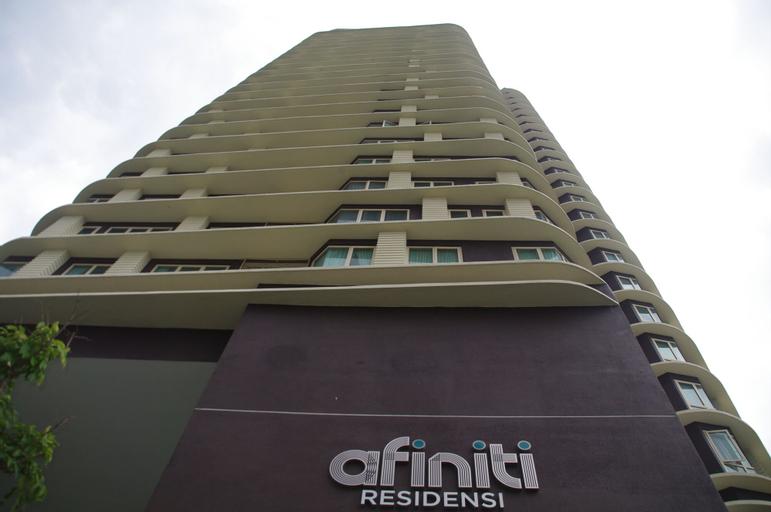 The Afiniti City View Apartment, Johor Bahru