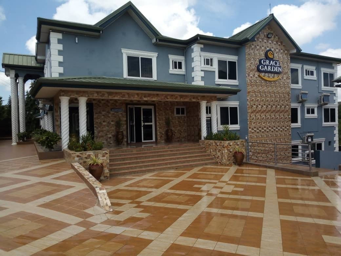Grace Garden Hotel, Shama Ahanta East