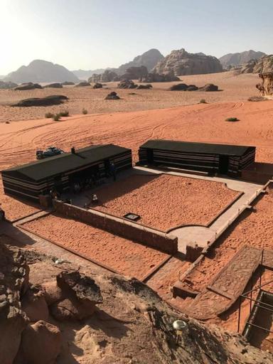 Desert Lovers Camp, Quaira