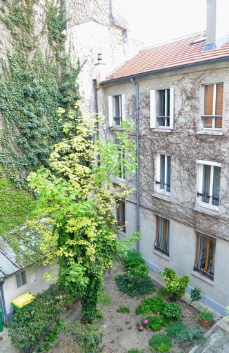 One Bedroom Flat in Montparnasse, Paris