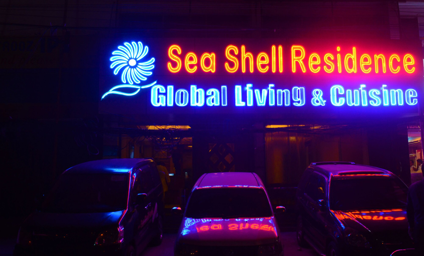 Sea Shell Residence, Dhaka