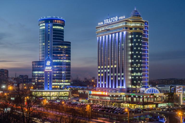 Grand Hotel VIDGOF, Chelyabinsk gorsovet