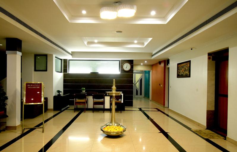 Xaviers Residency, Kollam