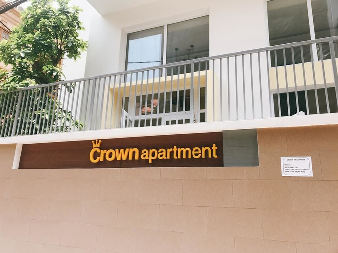 Crown Apartment, Tân Bình