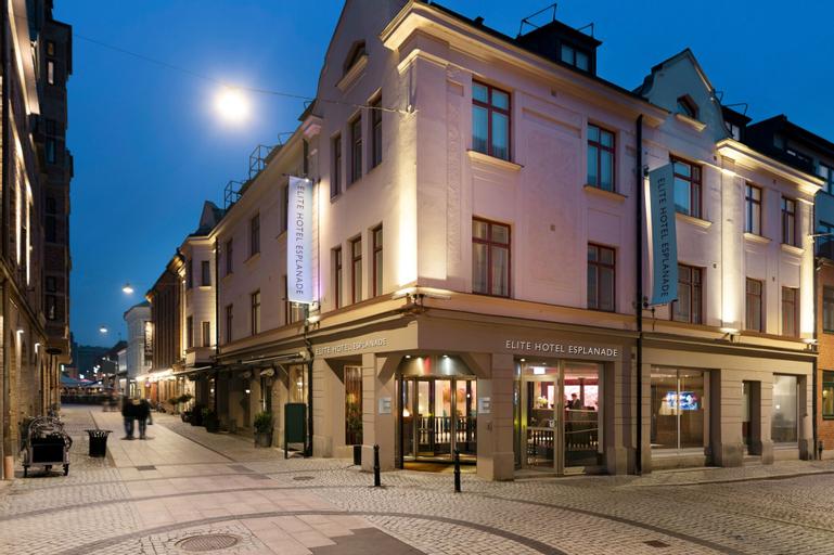 Elite Hotel Esplanade, Malmö