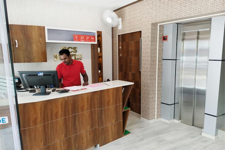Capital O 22485 Tcs Suites, Ernakulam