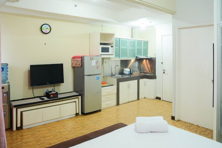City View Studio Sudirman Park Apartment, Central Jakarta