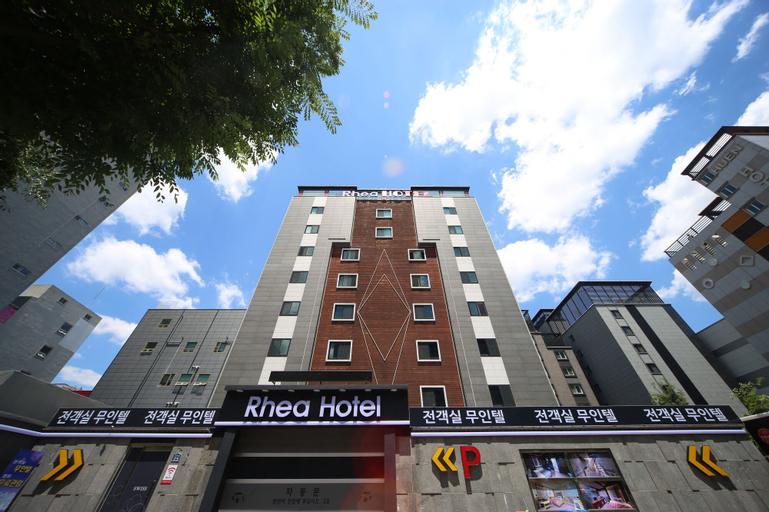 Rhea hotel, Gimhae