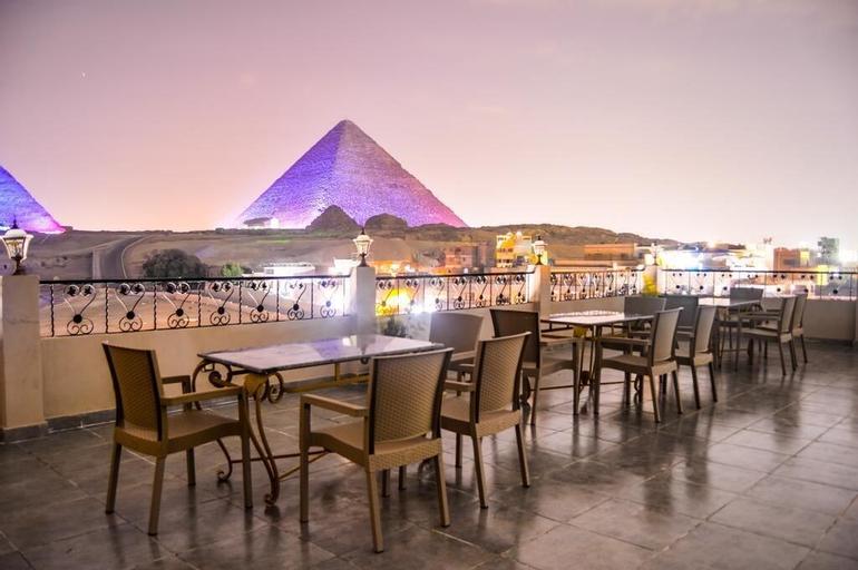 Cheops Pyramids Inn, Al-Ahram
