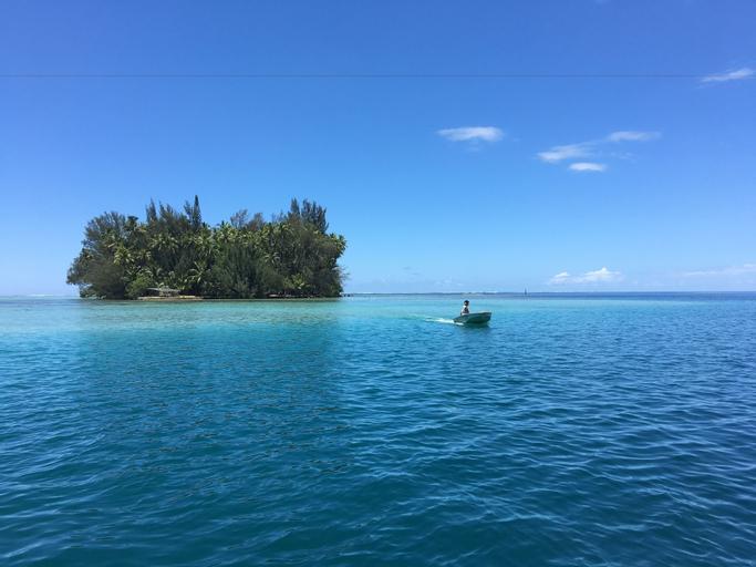 Motu Mapeti - Tahiti Private Island,