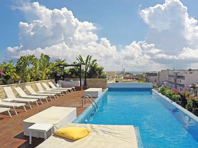The City Luxury Apartments & Spa by Baitna, Cozumel