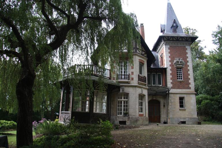 Villa du Châtelet, Oise
