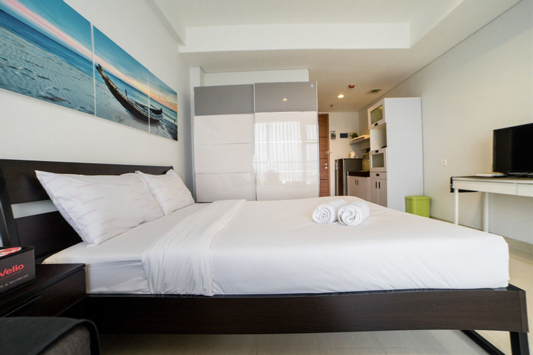 Mountain View Studio @ Dago Suites Apartment with Balcony, Bandung