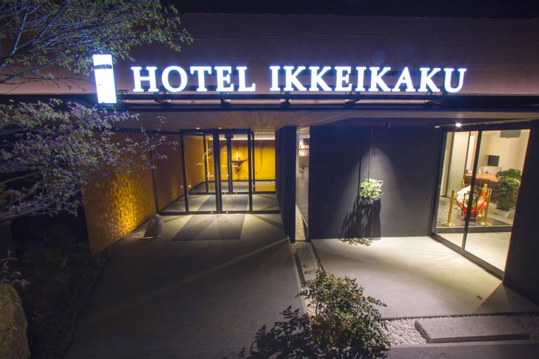 HOTEL IKKEIKAKU, Kesennuma