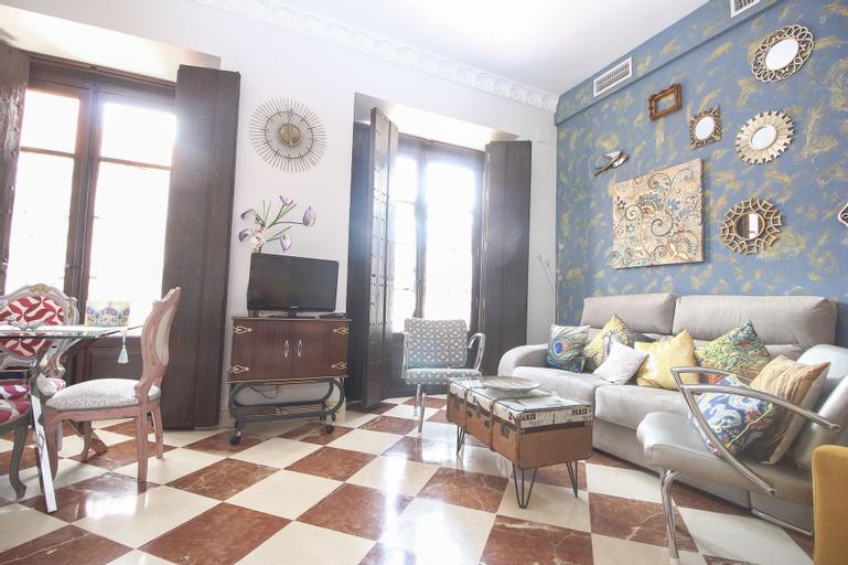 Deluxe apartment Quevedo, Sevilla