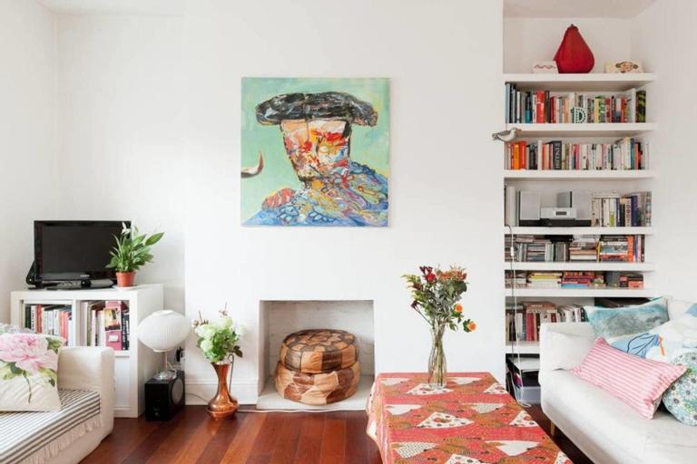 Arty Islington Home, London