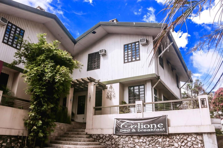 Colione Bed and Breakfast, Baguio City