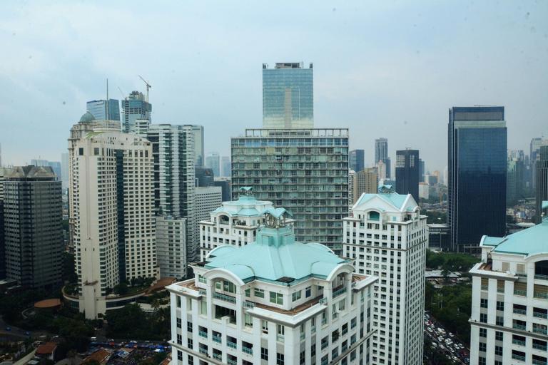 City View Studio Sudirman Park Apartment, Central Jakarta