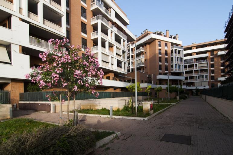 Parco Leonardo & Fiera Modern Flat, Roma