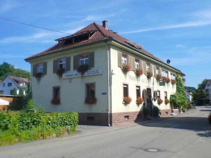 Gasthaus Metzgerei Zur Linde, Emmendingen