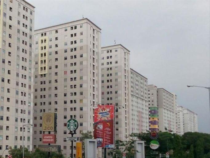 Simply 2BR Kalibata City Apartment, South Jakarta
