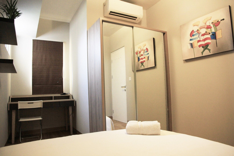 Deluxe and Comfortable The Springlake Summarecon Apartment, Bekasi