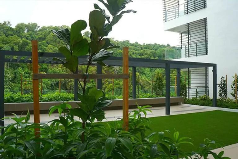 Golden Suites Aeropod Garden View KOTA KINABALU, Kota Kinabalu