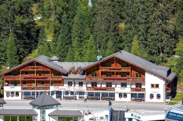 Hotel Jú Furcia, Bolzano