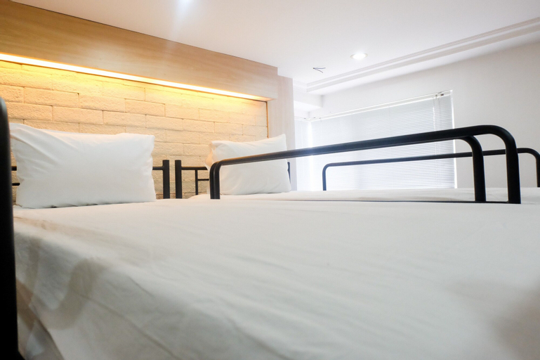 Spacious 1BR for 5 Pax at Maple Park Apartment By Travelio, Jakarta Utara