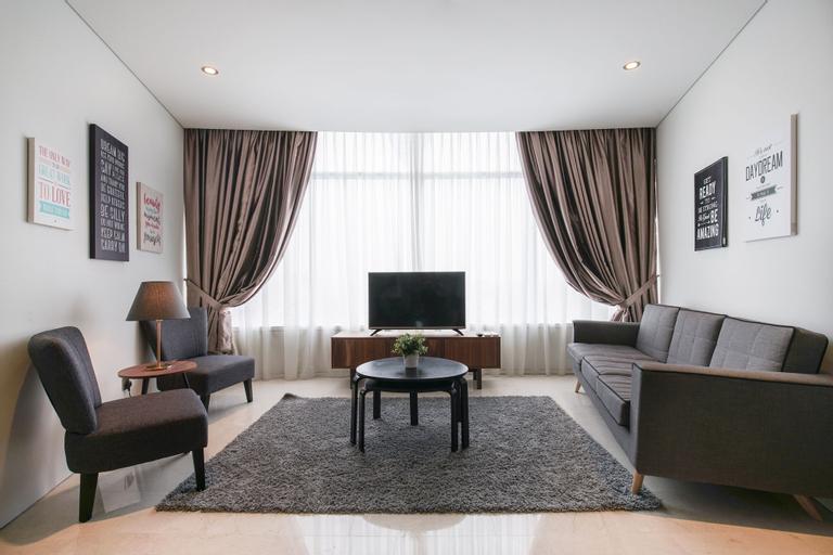 The Apartment KLCC at Vortex KLCC, Kuala Lumpur