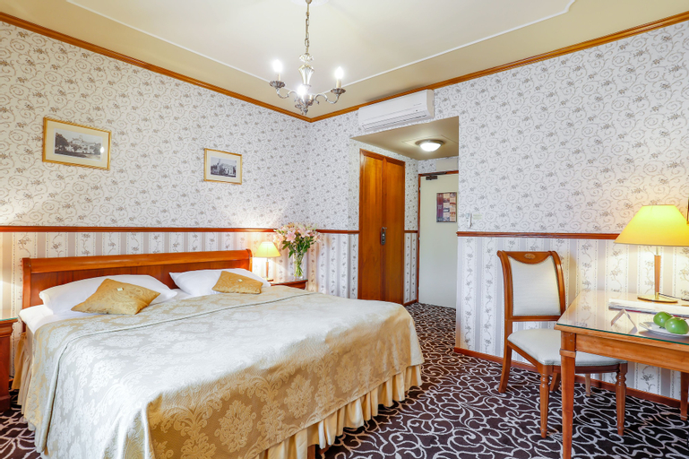 Chateau St. Havel **** - wellness Hotel, Praha 4