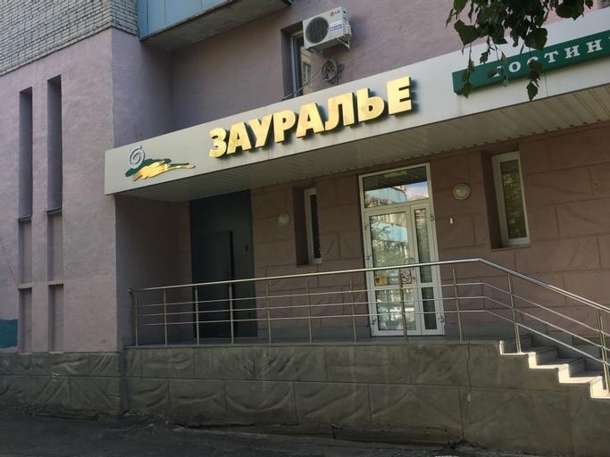 Hotel Zaurale, Kurgan