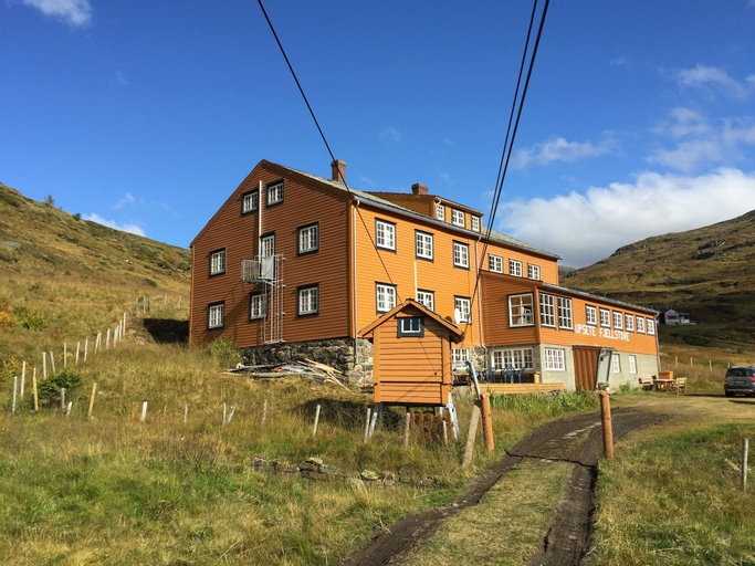 Upsete Fjellstove, Aurland