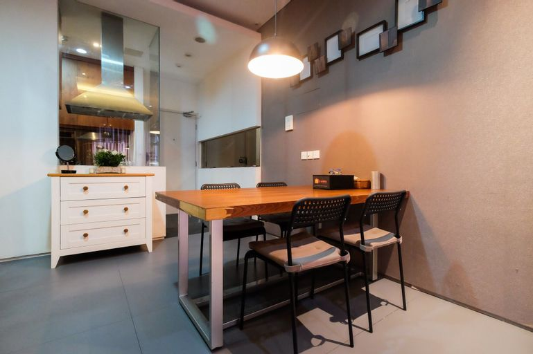 Modern 1BR Apartment at The Lavande Residence, South Jakarta