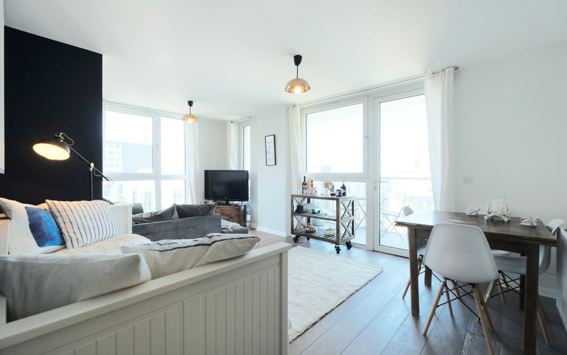 A Charming and Luxurious 2BR Flat on Walthamstow, London