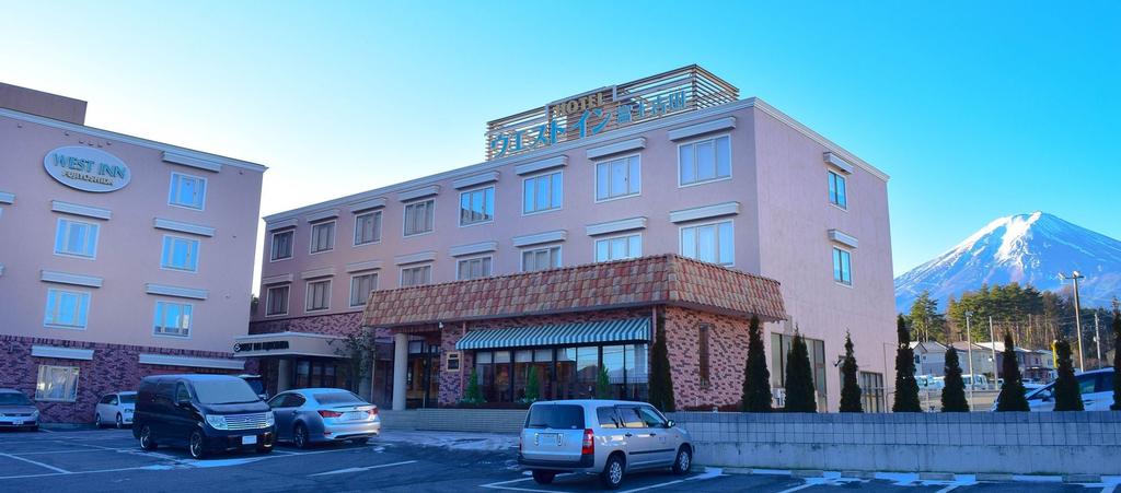 West Inn Fuji-Yoshida, Fujiyoshida