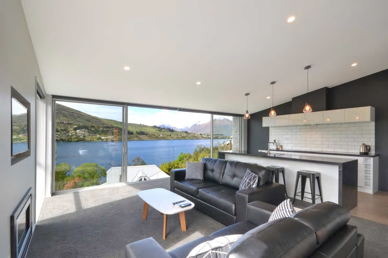 Battery Hill Luxury Apartments, Queenstown-Lakes