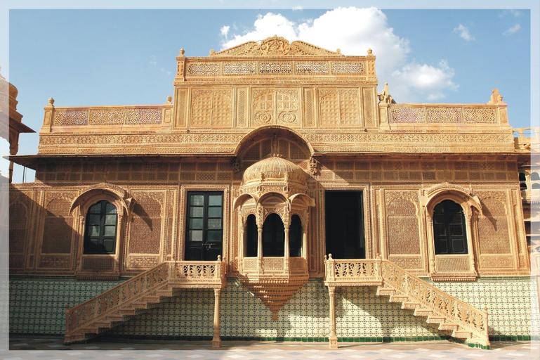WelcomHeritage Mandir Palace, Jaisalmer