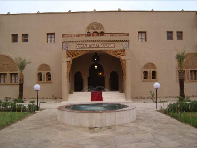 Hotel Ksar Assalassil, Errachidia