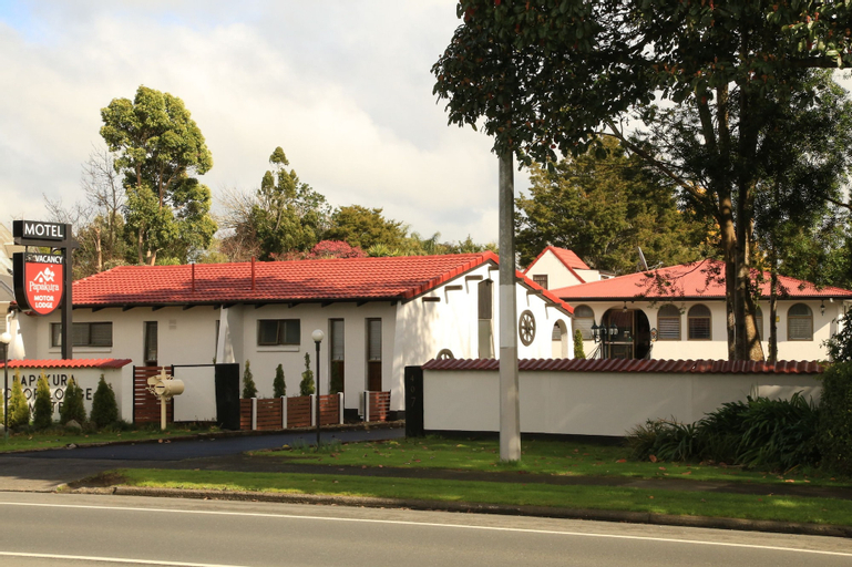 Papakura Motor Lodge & Motel, Franklin