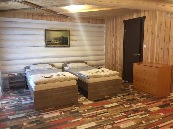 Abyrvalg Hotel, Volkhovskiy rayon
