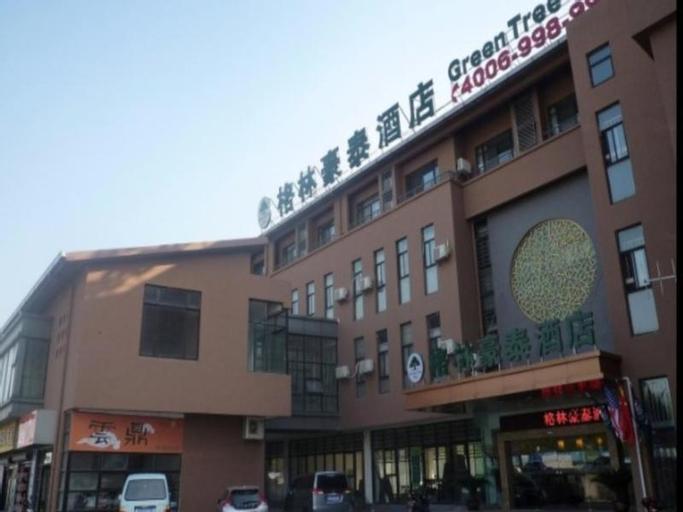 GREENTREE INN JIANGSU WUXI MEIYUAN KAIYUAN TEMPLE , Wuxi