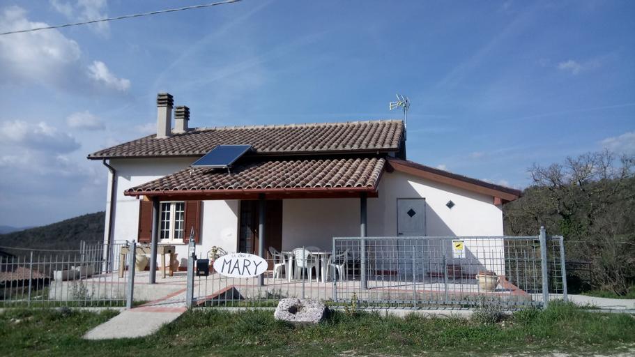 La Casa di Mary, Terni