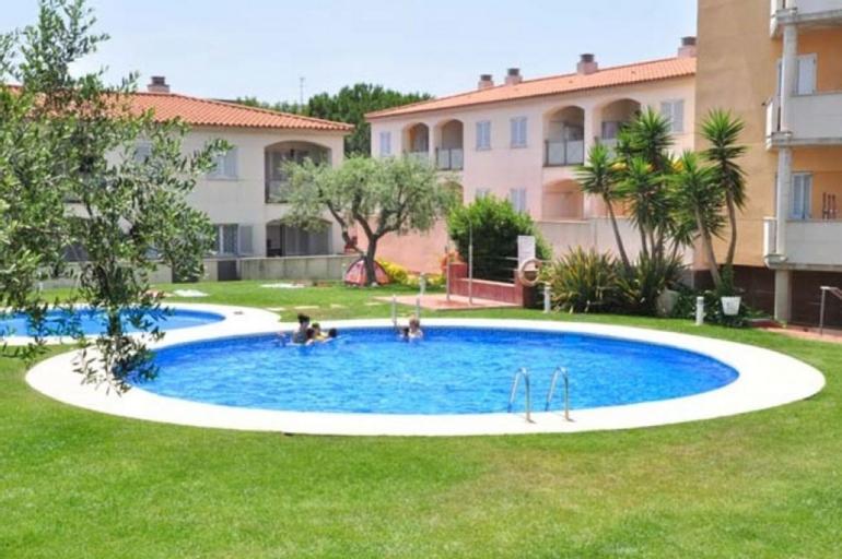 Apartamento Vista a la Piscina Para 8 Personas en Cambrils, Tarragona