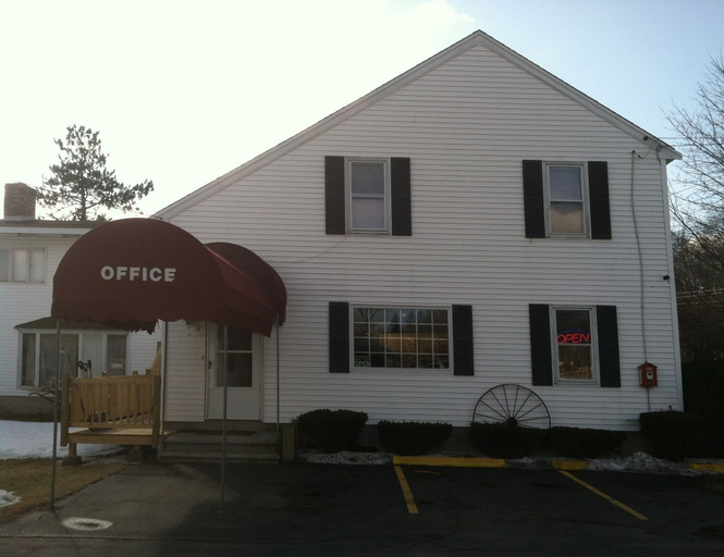 Quaker Inn and Conference Center, Worcester