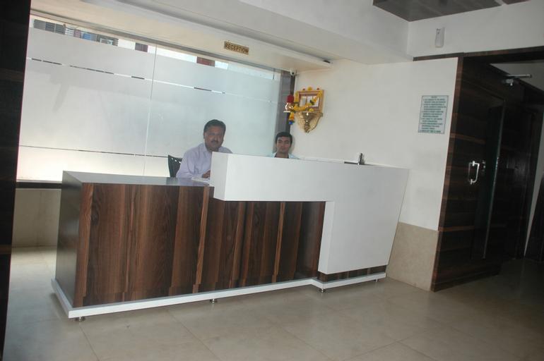 Hotel Galaxy Residency, Palghar