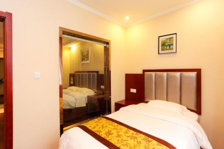 GreenTree Inn JiangSu Wuxi Jiangyin City QinGYAng Town Fuqian Road Express Hotel, Wuxi