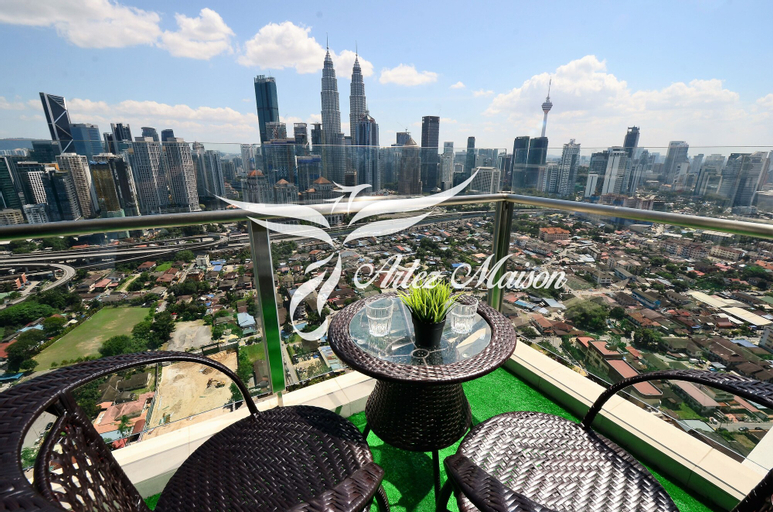 Setia Sky Residence KLCC - Artez Maison, Kuala Lumpur