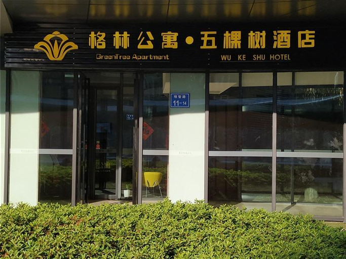 GREENTREE APARTMENT NANJING SOUTH RAILWAY STATION , Nanjing