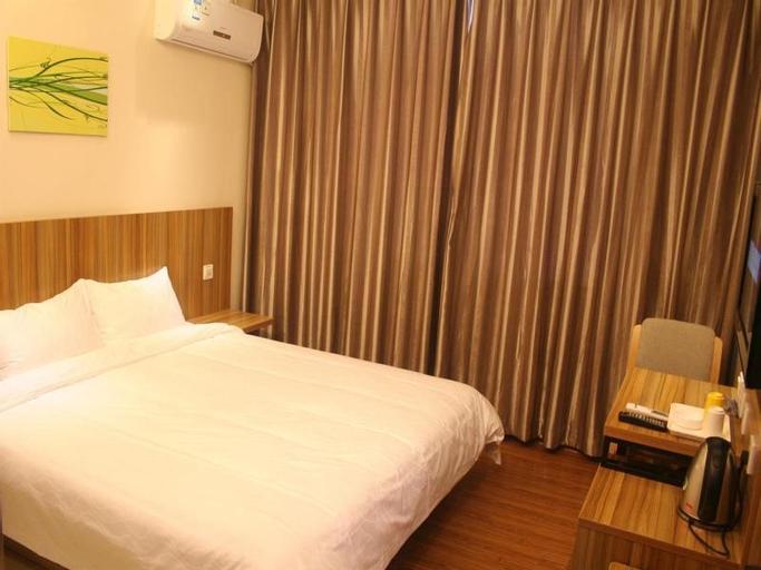 GreenTree Alliance Jiangsu Wuxi Yixing Jinsanjiao Bus Station Hotel, Wuxi